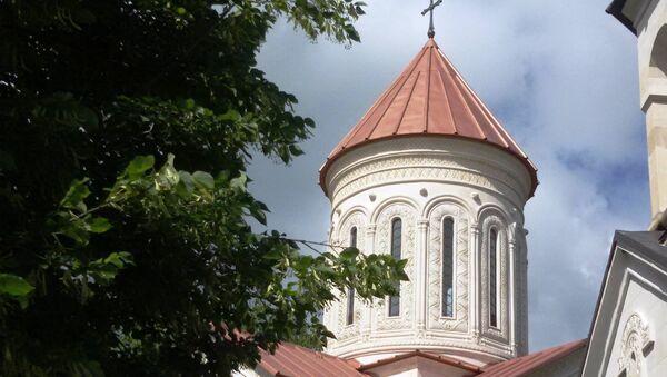Собор Никорцминда - Sputnik Грузия