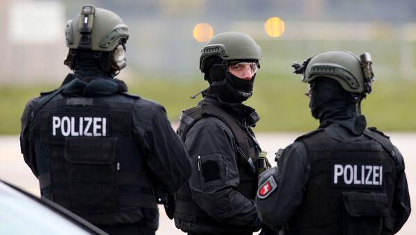 გერმანიის პოლიცია. არქივის ფოტო - Sputnik საქართველო