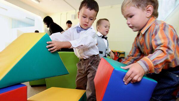 Новый современный детский сад  - Sputnik Грузия