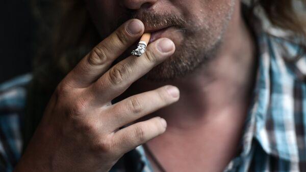 მოწევა საზოგადოებრივ ადგილებში - Sputnik საქართველო