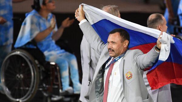 Церемония открытия XV летних Паралимпийских игр 2016 в Рио-де-Жанейро - Sputnik Грузия