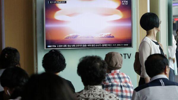 Ядерные испытания в КНДР - Sputnik Грузия