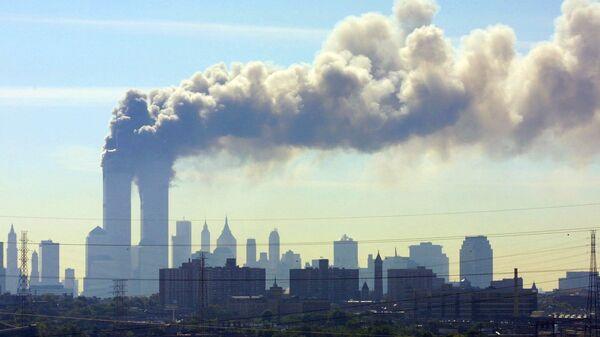 Разрушения в результате теракта 11 сентября в Нью-Йорке - Sputnik Грузия