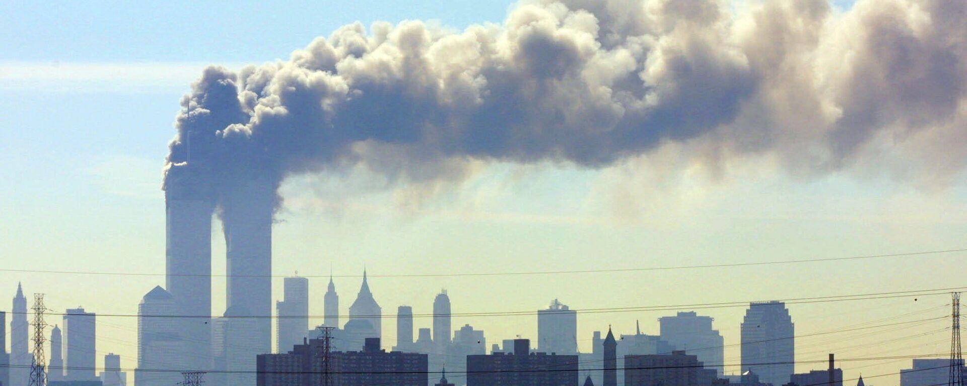 Разрушения в результате теракта 11 сентября в Нью-Йорке - Sputnik Грузия, 1920, 11.09.2016