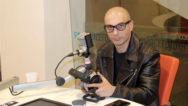 Ведущий радио Sputnik Армен Гаспарян - Sputnik Грузия