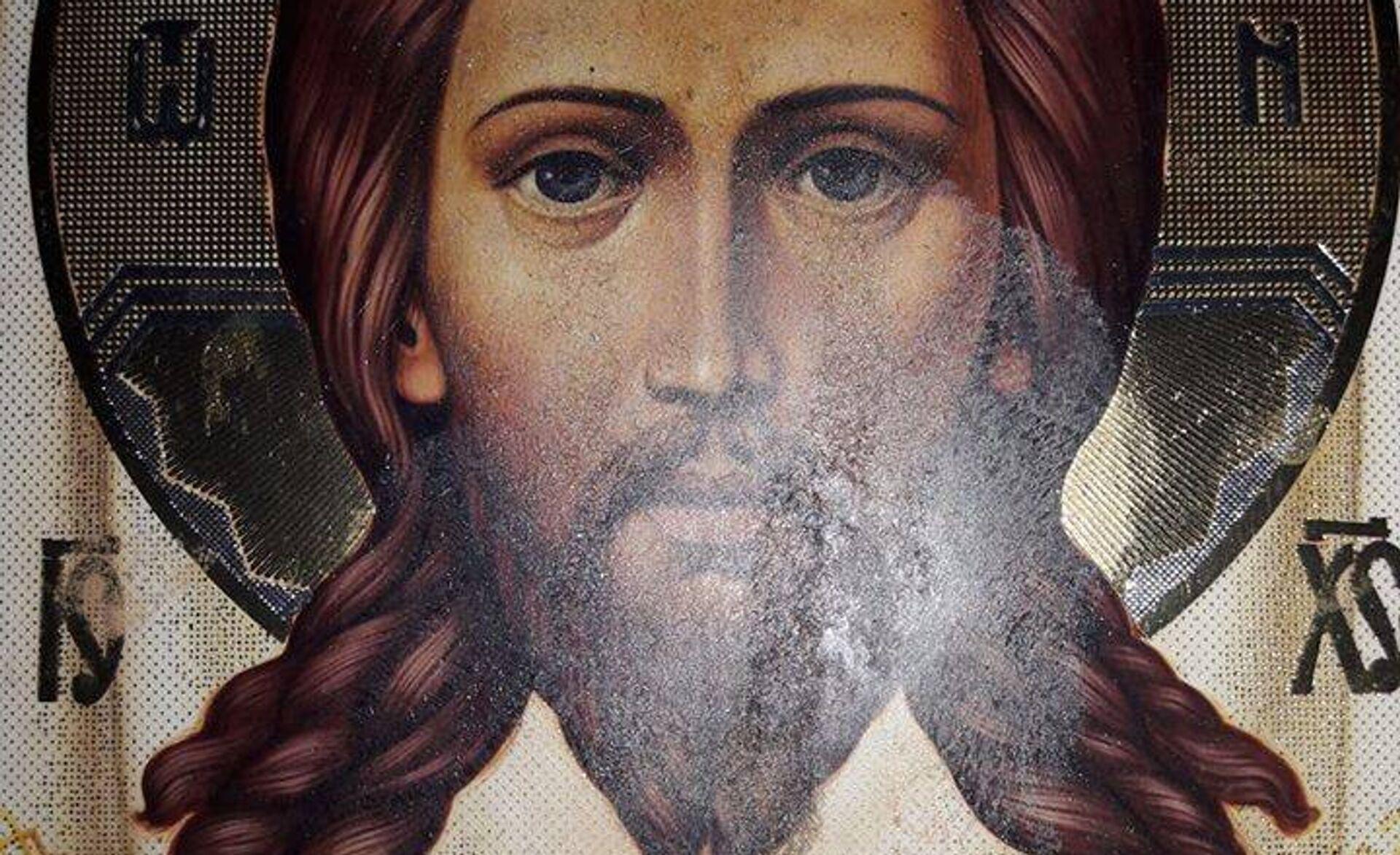 ტკბილი იესოს სასწაულმოქმედი ხატი - Sputnik საქართველო, 1920, 21.09.2016