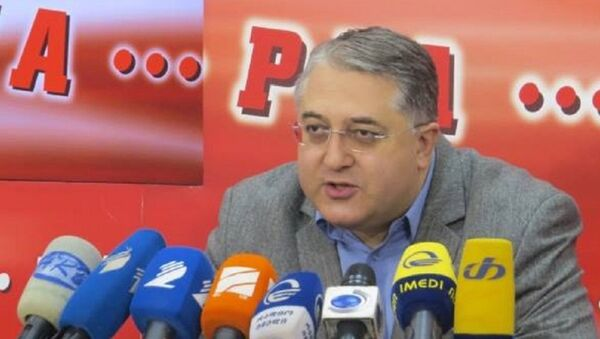 Георгий Ахвледиани - Sputnik Грузия