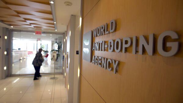 Всемирное антидопинговое агентство - Sputnik Грузия