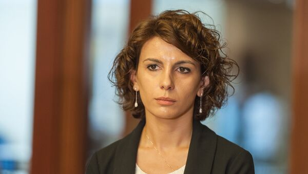 Тамара Чугошвили - Sputnik Грузия
