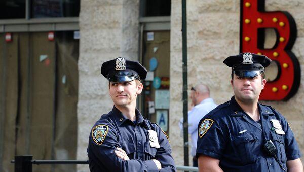 Сотрудники полиции США - Sputnik Грузия