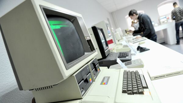 Компьютер Apple II - Sputnik Грузия