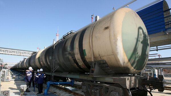 Транспортировка нефти - Sputnik Грузия
