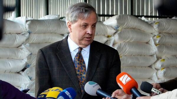 იან კელი - Sputnik საქართველო