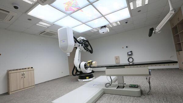 მაღალი სამედიცინო ტექნოლოგიების ცენტრი - Sputnik საქართველო