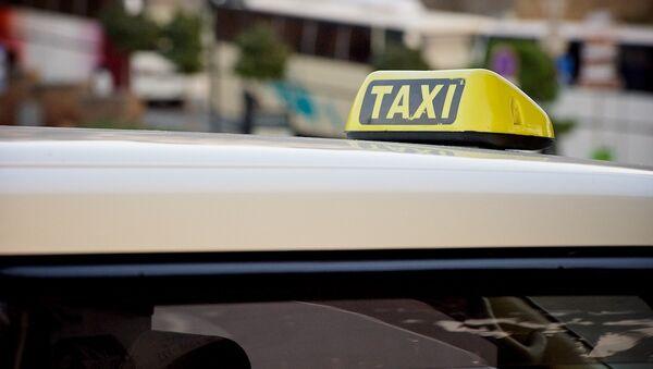 Такси - Sputnik Грузия