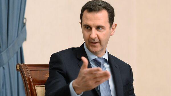 Президент Сирии Башар Асад - Sputnik Грузия