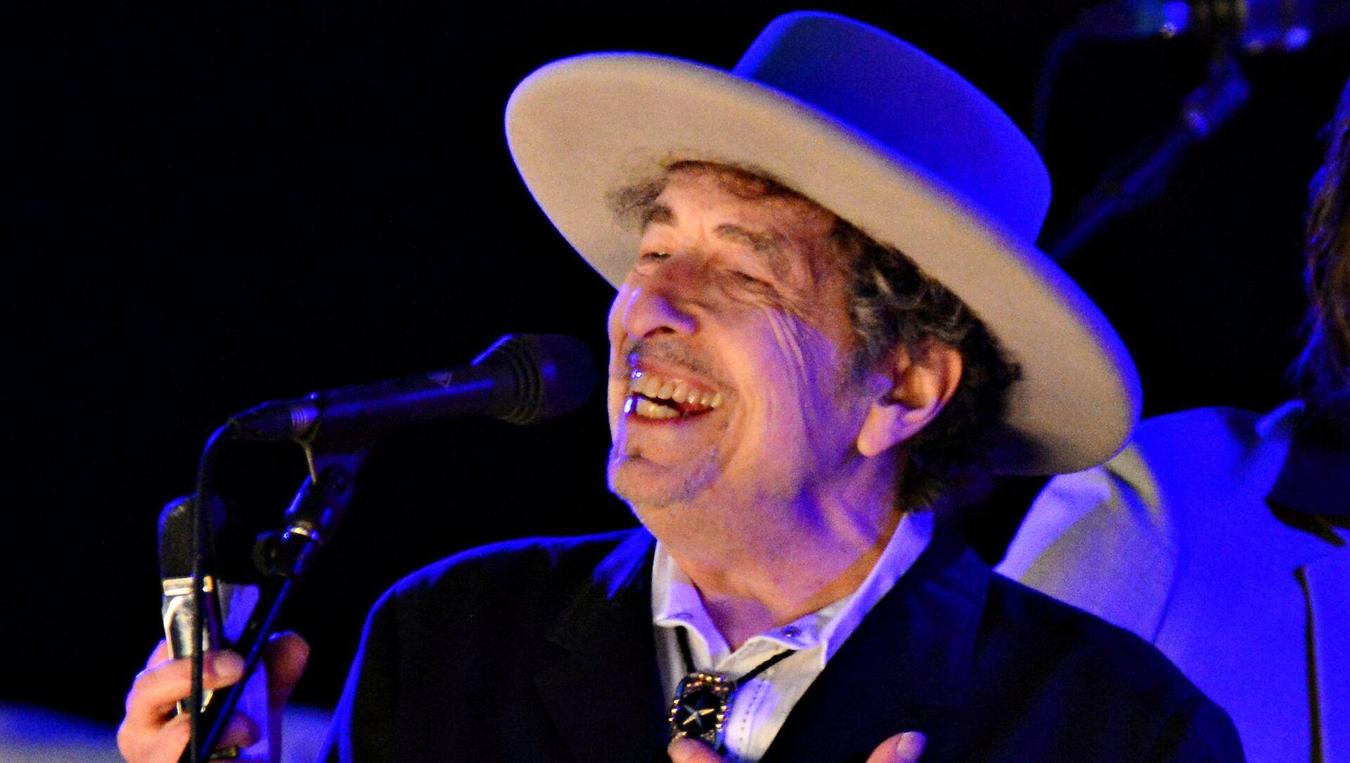Музыкант Боб Дилан - Sputnik Грузия, 1920, 17.08.2021