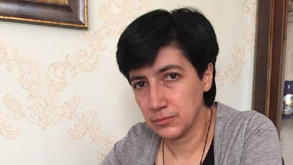 Мариам Сараджишвили - Sputnik Грузия