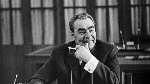 Леонид Ильич Брежнев, Генеральный секретарь ЦК КПСС - Sputnik Грузия