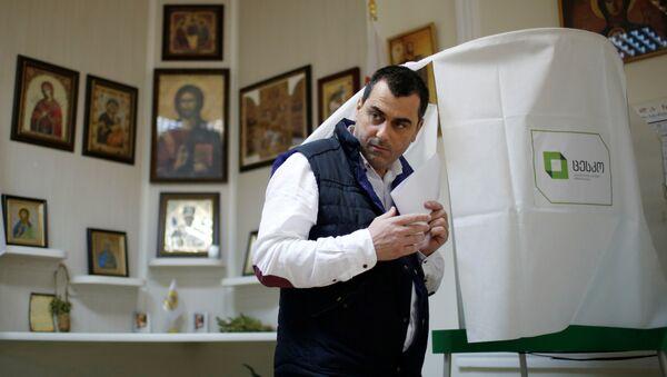 არჩევნები საქართველოში - Sputnik საქართველო