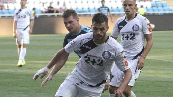 Защитник одесского футбольного клуба Черноморец Давид Хочолава - Sputnik Грузия