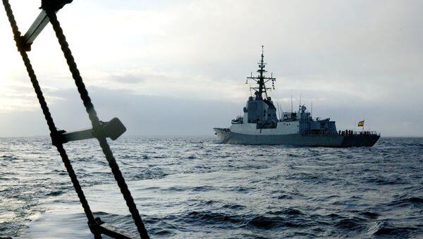 Боевой корабль НАТО - Sputnik Грузия