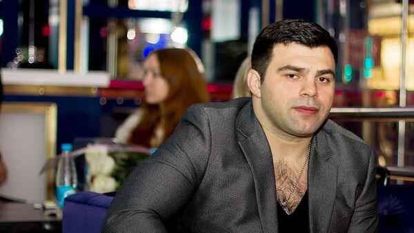 Нико Неман - фото из личного архива исполнителя - Sputnik Грузия