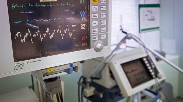 საავადმყოფოს რეანიმაციული განყოფილება - Sputnik საქართველო