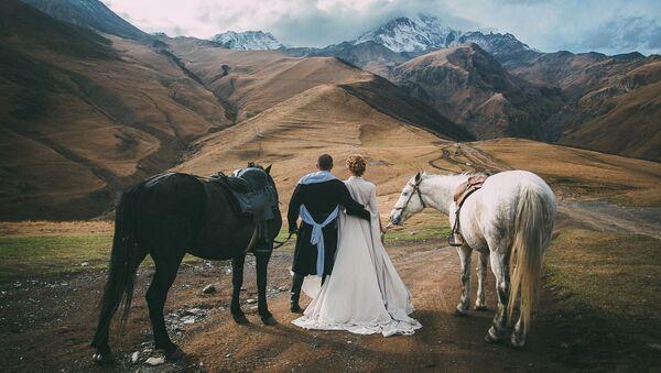 ქორწილი საქართველოში - Sputnik საქართველო