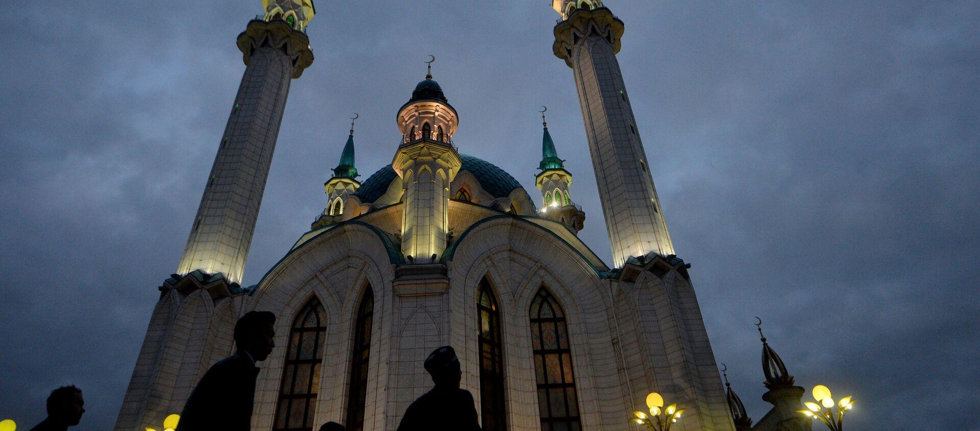 Мечеть Кул-Шариф в Казани - Sputnik Грузия, 1920, 08.03.2021