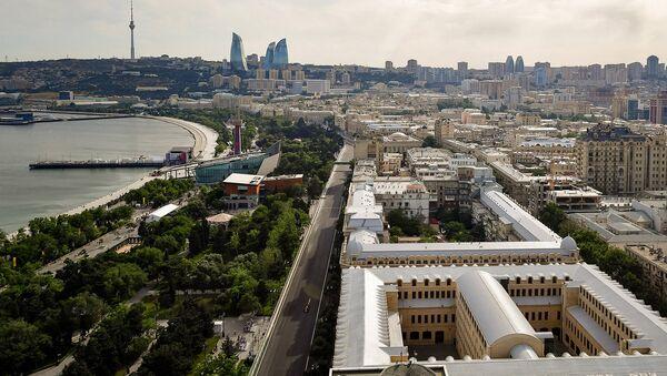 Столица Азербайджана - Баку - Sputnik Грузия