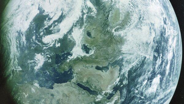 Вид Земли из космоса - Sputnik Грузия