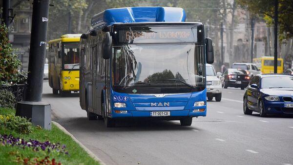 საქალაქო ტრანსპორტი - Sputnik საქართველო