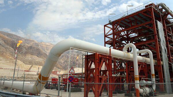 Добыча газа на юге Ирана - Sputnik Грузия