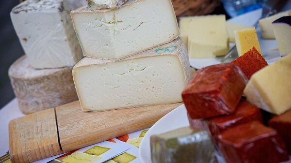 Грузинский сыр - Sputnik Грузия