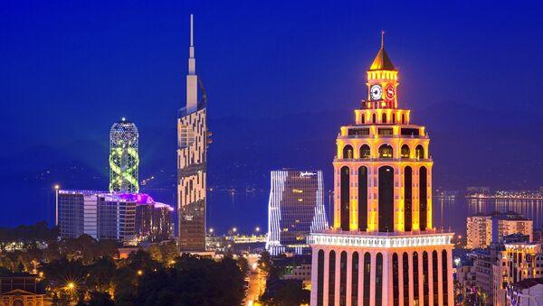 Ночной Батуми - Sputnik Грузия