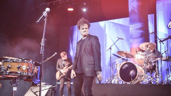 პოპულარული ბრიტანელი მომღერალი ჯეიმი კალუმი - Sputnik საქართველო