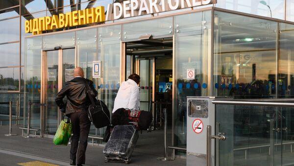 Аэропорт Борисполь - Sputnik Грузия