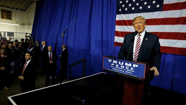 Избранный президент США Дональд Трамп - Sputnik Грузия