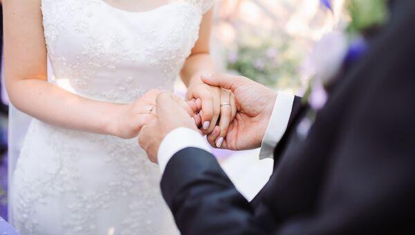 მეფე-პატარძალი ქორწილის დღეს - Sputnik საქართველო