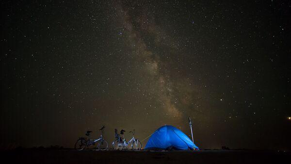Ночное небо и звезды - Sputnik Грузия