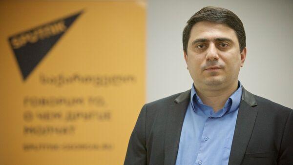 არჩილ ჭყოიძე - Sputnik საქართველო