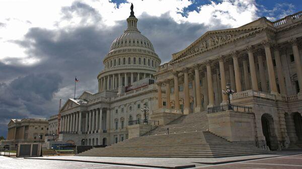Здание Капитолия в США - Sputnik Грузия
