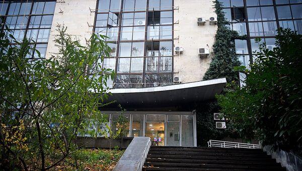 საზოგადოებრივი მაუწყებლის შენობა - Sputnik საქართველო