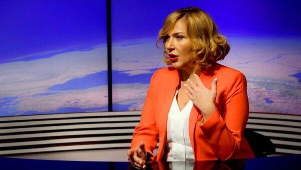 ინგა გრიგოლია - Sputnik საქართველო