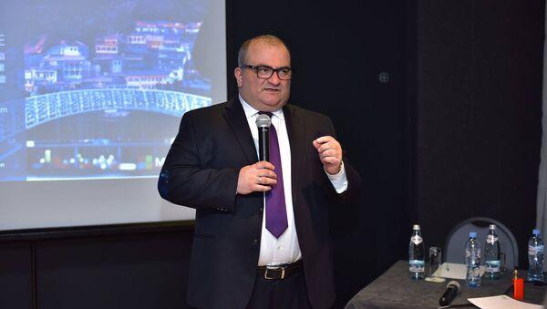 Министр образования Грузии Александр Джеджелава - Sputnik Грузия