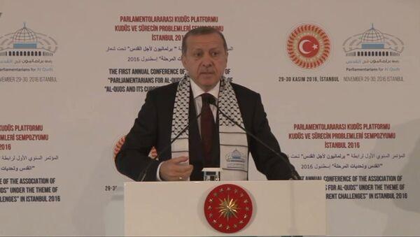 Эрдоган назвал свержение Асада целью военной операции Турции в Сирии - Sputnik Грузия