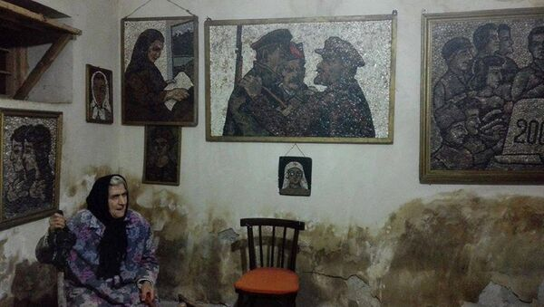 Картины Элене Лухуташвили - Sputnik Грузия