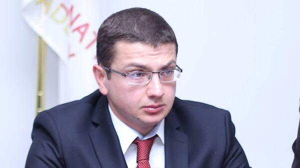 ირაკლი თედორაძე - Sputnik საქართველო