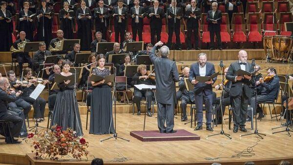 Симфонический оркестр Грузии - Sputnik Грузия
